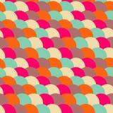 Textura retra inconsútil Fotografía de archivo libre de regalías