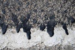 Textura rocosa envejecida Fotografía de archivo libre de regalías