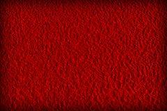 Textura roja Fotografía de archivo
