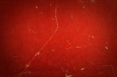 Textura roja Imagen de archivo