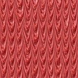 Textura roja de la cortina libre illustration