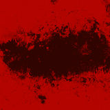 Textura roja de la desolación Fotos de archivo libres de regalías