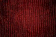 Textura roja de lujo con las tiras Foto de archivo libre de regalías