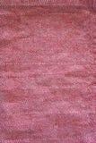 Textura roja del algodón Fotografía de archivo