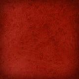 Textura roja del fondo del grunge del vintage Foto de archivo libre de regalías