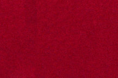 Textura roja del paño Fotos de archivo libres de regalías