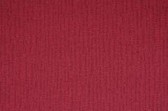 Textura roja del papel pintado Imagenes de archivo