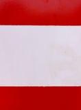 Textura roja, fondo blanco Fotografía de archivo