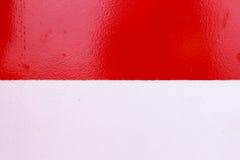 Textura roja, fondo blanco Imagenes de archivo