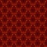 Textura roja. Fondo inconsútil del vector Fotos de archivo libres de regalías