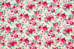 Textura roja y rosada del fondo de las rosas Imágenes de archivo libres de regalías