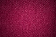 Textura rosada de la tela Imagen de archivo