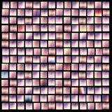 Textura rosada del smalt Foto de archivo