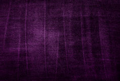 Textura roxa da tela do vintage Foto de Stock