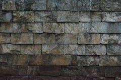 Textura rugosa de la pared de ladrillo Imágenes de archivo libres de regalías