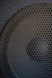 Textura sadia da grade do orador Imagem de Stock Royalty Free