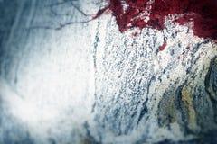 Textura sangrienta Imágenes de archivo libres de regalías