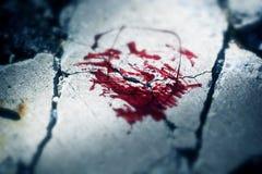 Textura sangrienta 5 Imagenes de archivo