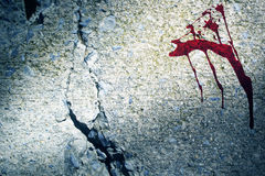 Textura sangrienta 6 Imagenes de archivo
