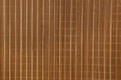 Textura seca de las cañas Papel pintado orgánico de la naturaleza del bastón amarillo Fotos de archivo libres de regalías