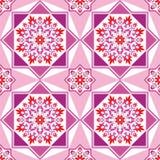Textura sem emenda árabe Fotos de Stock Royalty Free