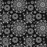 Textura sem emenda abstrata Imagens de Stock