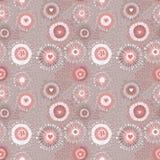 Textura sem emenda abstrata psicadélico ilustração royalty free
