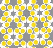 Textura sem emenda com alimento Fotos de Stock