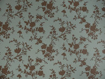 Textura sem emenda com flores Papel de parede floral infinito do teste padrão Fotografia de Stock
