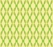 Textura sem emenda com motivo da planta Imagem de Stock Royalty Free