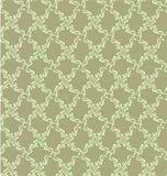 Textura sem emenda com ornamento floral Imagem de Stock Royalty Free