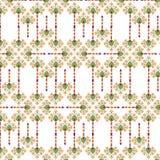 Textura sem emenda com tema floral Foto de Stock