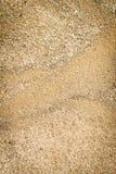 Textura sem emenda da areia Fotos de Stock Royalty Free