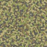 Textura sem emenda da camuflagem do soldado Foto de Stock