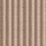 Textura sem emenda da foto do cartão ondulado Imagens de Stock