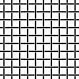 Textura sem emenda da gaiola Rede de arame Vetor ilustração stock