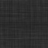 Textura sem emenda da lona preta. ilustração stock