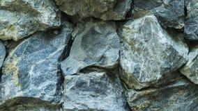 A textura sem emenda da parede da rocha Fotos de Stock