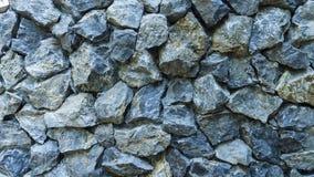 A textura sem emenda da parede da rocha Imagem de Stock