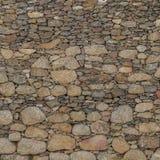 Textura sem emenda da parede de pedra Imagem de Stock Royalty Free
