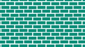 Textura sem emenda da parede de tijolo Imagens de Stock Royalty Free