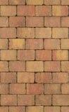 Textura sem emenda da parede de tijolo Imagens de Stock