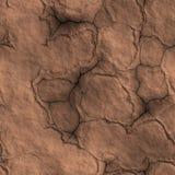 Textura sem emenda da rocha rachada Foto de Stock