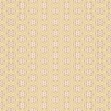 Textura sem emenda da tela com teste padrão do vintage Foto de Stock Royalty Free