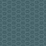 Textura sem emenda da tela com teste padrão do vintage Imagens de Stock Royalty Free