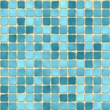 Textura sem emenda da telha Foto de Stock