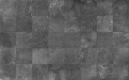 Textura sem emenda da telha de mosaico da ardósia Foto de Stock Royalty Free