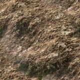 Textura sem emenda das rochas e das pedras Fotos de Stock Royalty Free