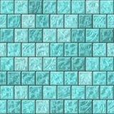Textura sem emenda das telhas de vidro Ilustração Royalty Free