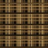 Textura sem emenda de Brown Fotos de Stock